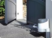 Automatisme de portail résidentiel