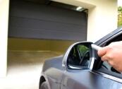 Automatisme de porte de garage résidentielle