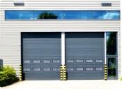 Automatisme de porte de garage industrielle