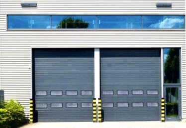 Automatisme et motorisation pour porte de garage sectionnelle et basculante industriel