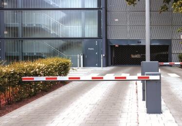 Barrière électromécanique de sécurité pour entreprise et porte de garage