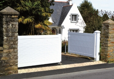 Gestion des accès pour porte de garage