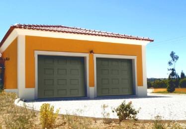 Porte de garage Bas Rhin sectionnelle et basculante résidentielle