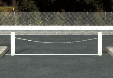 Réparation de barrière à chaîne motorisée pour entreprise et collectif et porte de garage en Alsace